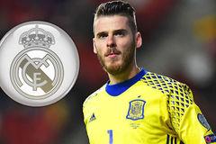 Real Madrid cướp De Gea từ MU, Barca chiêu mộ Griezmann