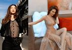 Hồ Ngọc Hà ngày càng chạy theo gu thời trang xuyên thấu táo bạo