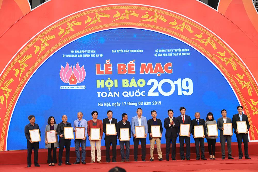 Hội báo Toàn quốc 2019: Sự phát triển mạnh mẽ của báo chí cách mạng