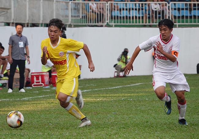 U19 Hà Nội,U19 HAGL,Công Phượng,Quang Hải