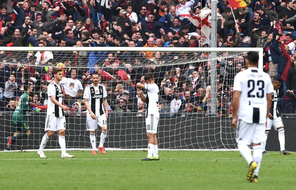 Genoa,Juventus,Genoa vs Juventus,Serie A