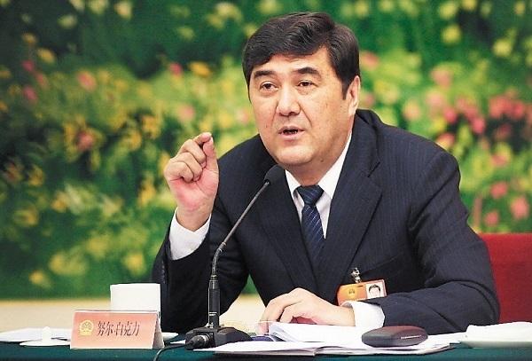 Lý do TQ 'song khai' cựu chủ tịch Khu tự trị Tân Cương