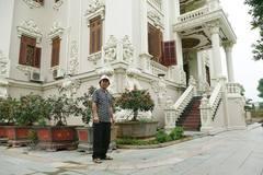 Phía sau khối tài sản lớn của ông chủ tòa lâu đài nguy nga ở Nam Định