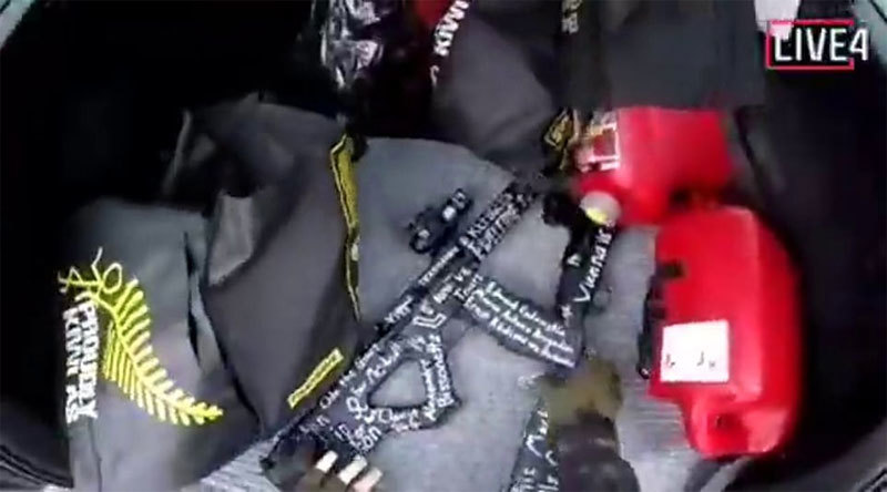 Xả súng ở New Zealand,thảm sát ở New Zealand,Brenton Tarrant,sát thủ hàng loạt,xả súng