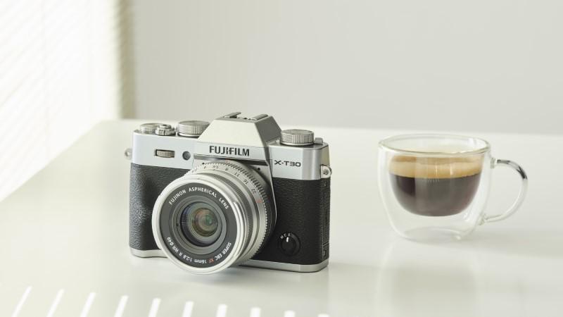 Những cải tiến ấn tượng của Fujifilm X-T30