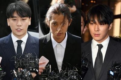 Seungri, Jung Joon Young và Choi Jong Hoon bị tố khai man