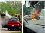 Vì sao ô tô dễ cháy nổ?