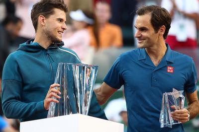 Quật ngã Federer, Dominic Thiem lần đầu vô địch ATP 1000