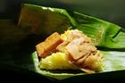 Xôi măng - món ăn lạ miệng ở vùng núi rừng Kon Tum ai cũng muốn thử