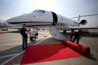 Thú chơi máy bay của các tỷ phú thế giới