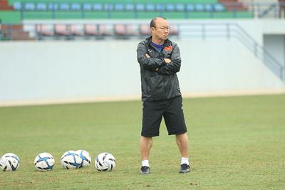 """HLV Park Hang Seo: """"SEA Games quan trọng không kém World Cup"""""""