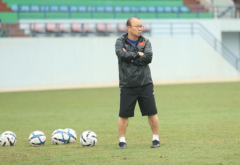 HLV Park Hang Seo: 'SEA Games quan trọng không kém World Cup'