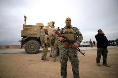Thực hư tin Mỹ vẫn giữ cả nghìn lính ở lại Syria