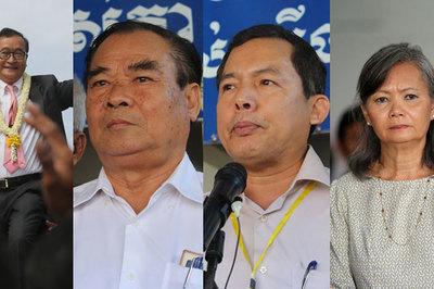 Tòa án Campuchia gửi trát bắt giữ ông Sam Rainsy