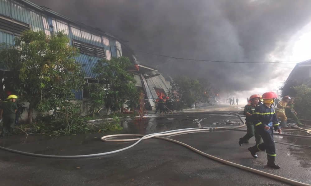 Cháy lớn,hỏa hoạn,Tây Ninh