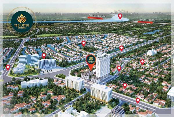 Sắp có thêm chung cư cao cấp ở Sài Đồng, Hà Nội
