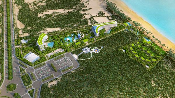 Bãi Dài - Cam Ranh: 3 năm 'chuyển mình'