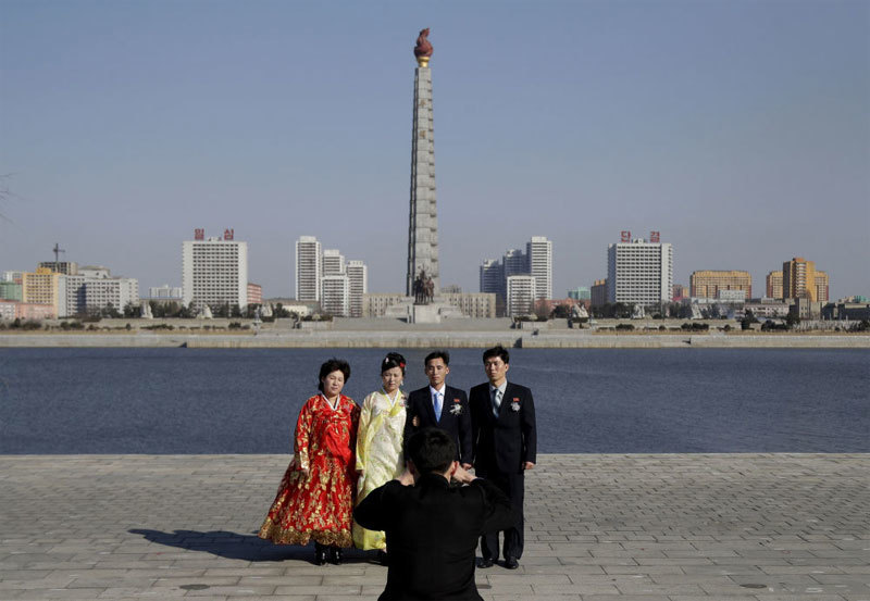 Ảnh hiếm về cuộc sống thường nhật yên ả ở Triều Tiên