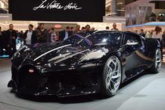 Nhiều siêu xe triệu đô Bugatti không chạy trên đường được