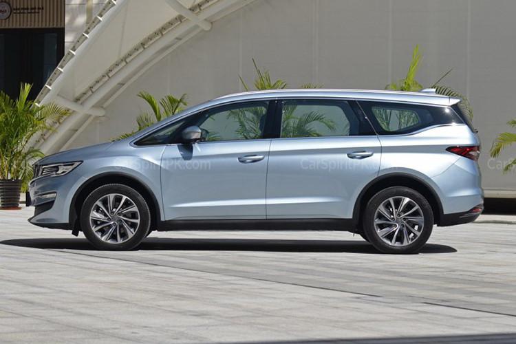 Xe MPV Trung Quốc đẹp long lanh, giá chỉ bằng một nửa Toyota Innova