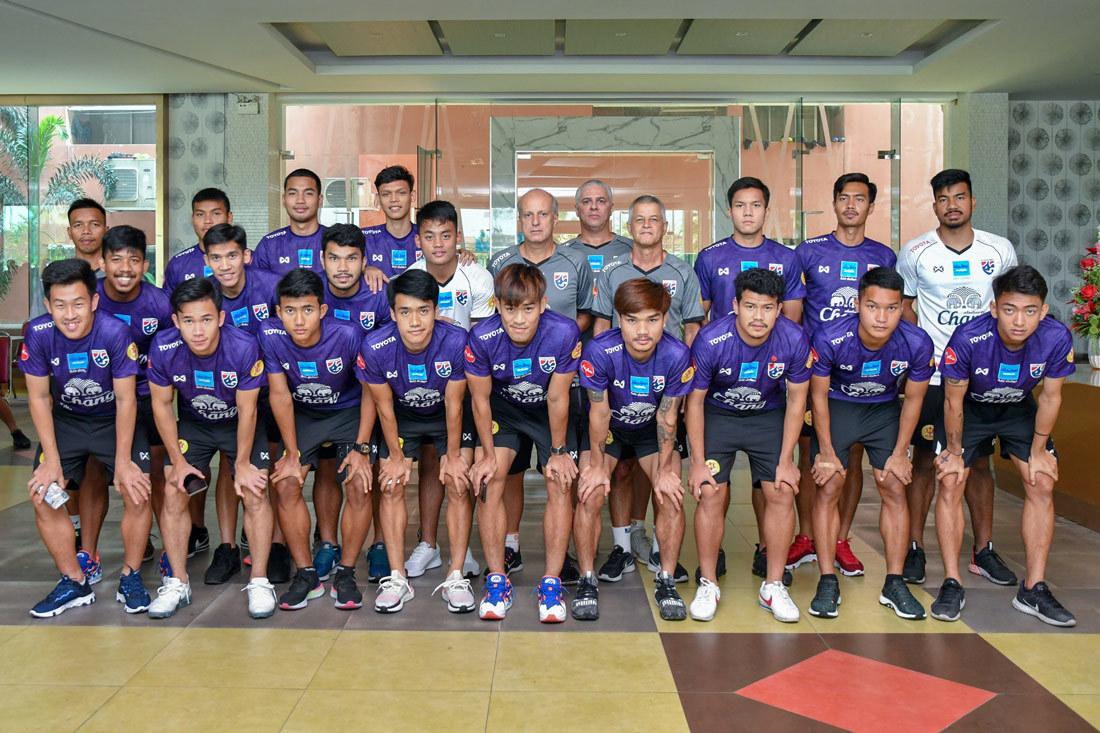 U23 Thái Lan tập trung, tuyên bố thắng U23 Việt Nam