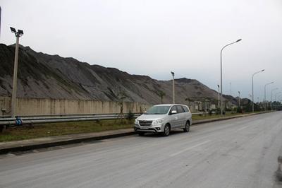 Yêu cầu Formosa dừng dùng xỉ thép làm công trình
