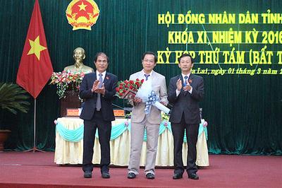 Thủ tướng phê chuẩn Phó chủ tịch 2 tỉnh