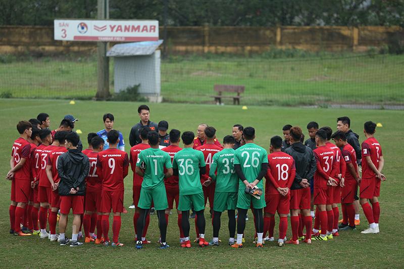 HLV Park Hang Seo,SEA Games,tuyển Việt Nam,U23 Việt Nam