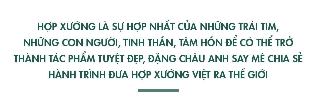 Đặng Châu Anh,Diễn đàn người Việt có tầm ảnh hưởng,người Việt
