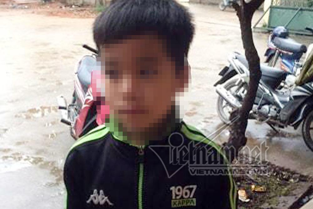 Bắc Giang,bạo hành trẻ em,bạo hành