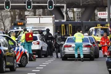 Tóm gọn nghi phạm vụ nổ súng rúng động Hà Lan