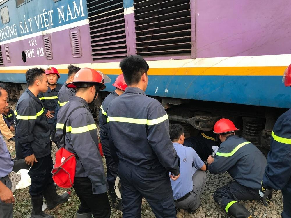 tai nạn giao thông,tai nạn đường sắt,TP.HCM