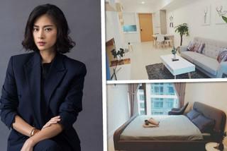 Ngô Thanh Vân tiết lộ hình ảnh căn hộ nhỏ gọn, sang trọng