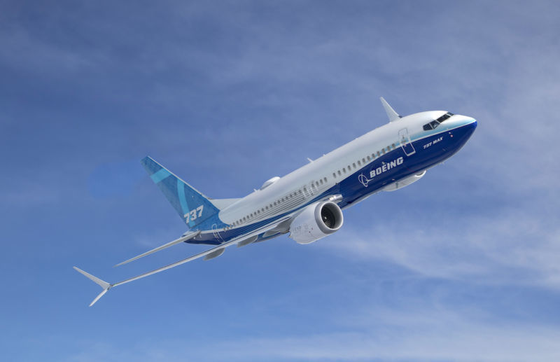 Máy bay Boeing,Boeing 737 Max