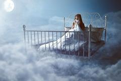Bí mật đằng sau những giấc mơ: Ngay cả ác mộng cũng có ý nghĩa tích cực