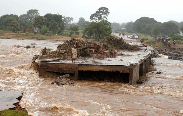 lốc xoáy,Mozambique,thiệt mạng