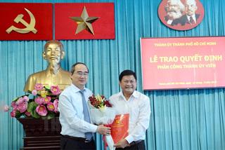 Nhân sự mới TP.HCM, Đà Nẵng, Long An, Tuyên Quang