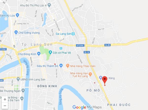 Khu đất nhà máy xi măng Lạng Sơn cũ có chủ mới