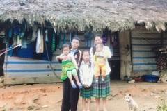 Gia đình anh Sùng A Lầu - Yên Bái