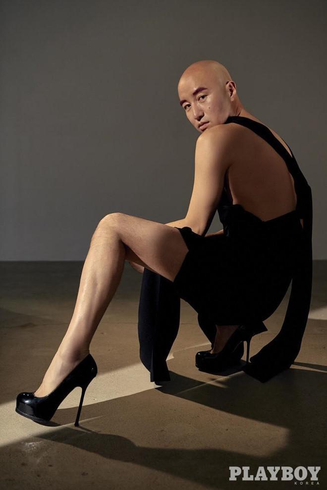 Vụ tự tử bi thương của nghệ sĩ Hàn tiết lộ đồng tính 10 năm trước