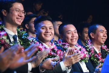 Tuyên dương 10 gương mặt trẻ Việt Nam tiêu biểu năm 2018