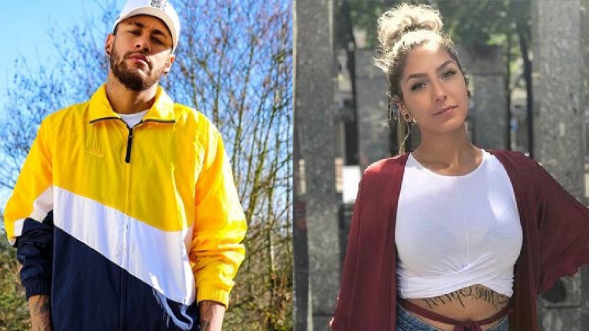 Neymar dưỡng thương, tranh thủ 'tòm tem' người đẹp bốc lửa