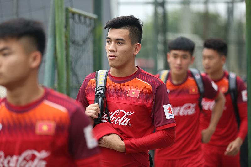 U23 Việt Nam,HLV Park Hang Seo,Đình Trọng
