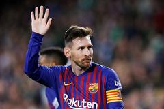 Thông số cực khủng về Messi, MU lo dần đi là vừa