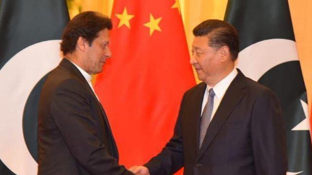 vay nợ,Trung Quốc,Pakistan