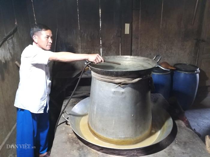 Sơn La,đặc sản người Mông