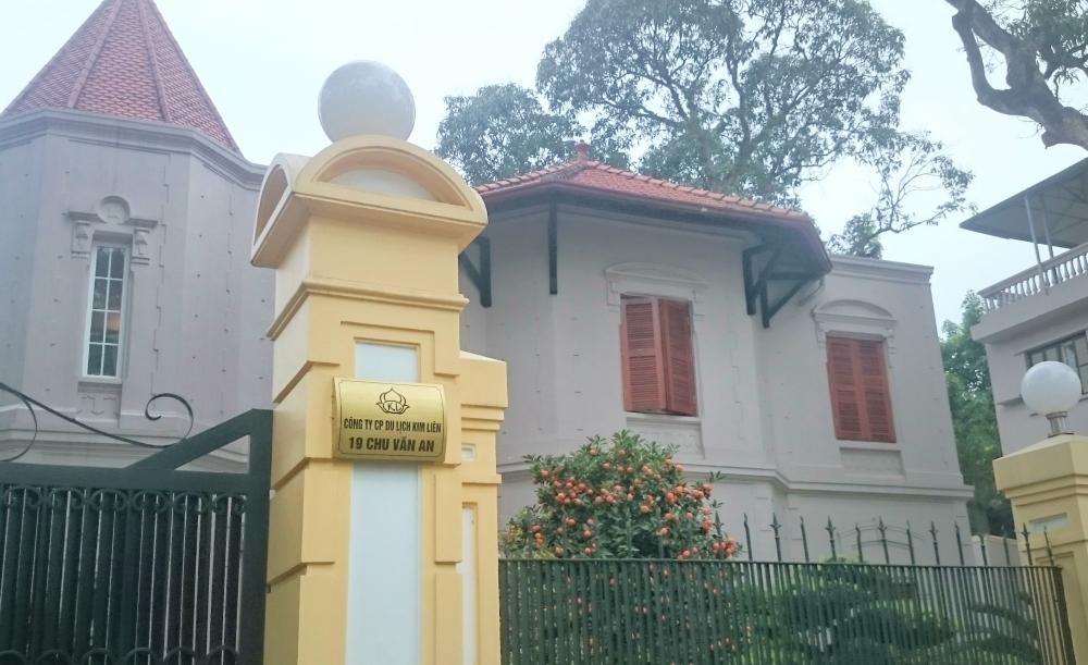 Nguyễn Đức Thụy,bầu Thụy,Khách sạn Kim Liên,đất vàng