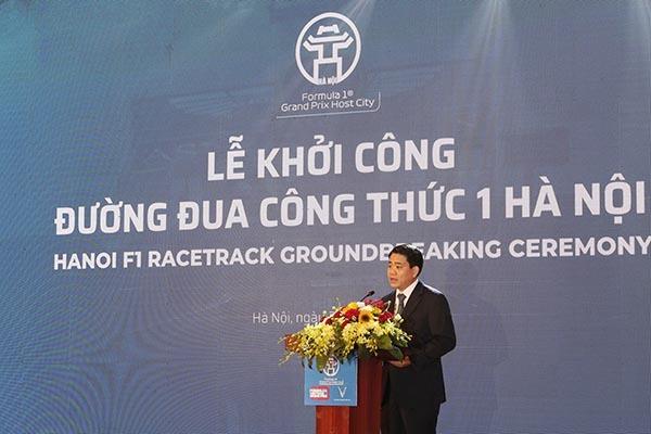 F1,đua xe công thức 1,Việt Nam Grand Prix