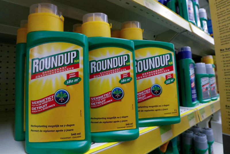 Thuốc diệt cỏ,Monsanto,Roundup,ung thư