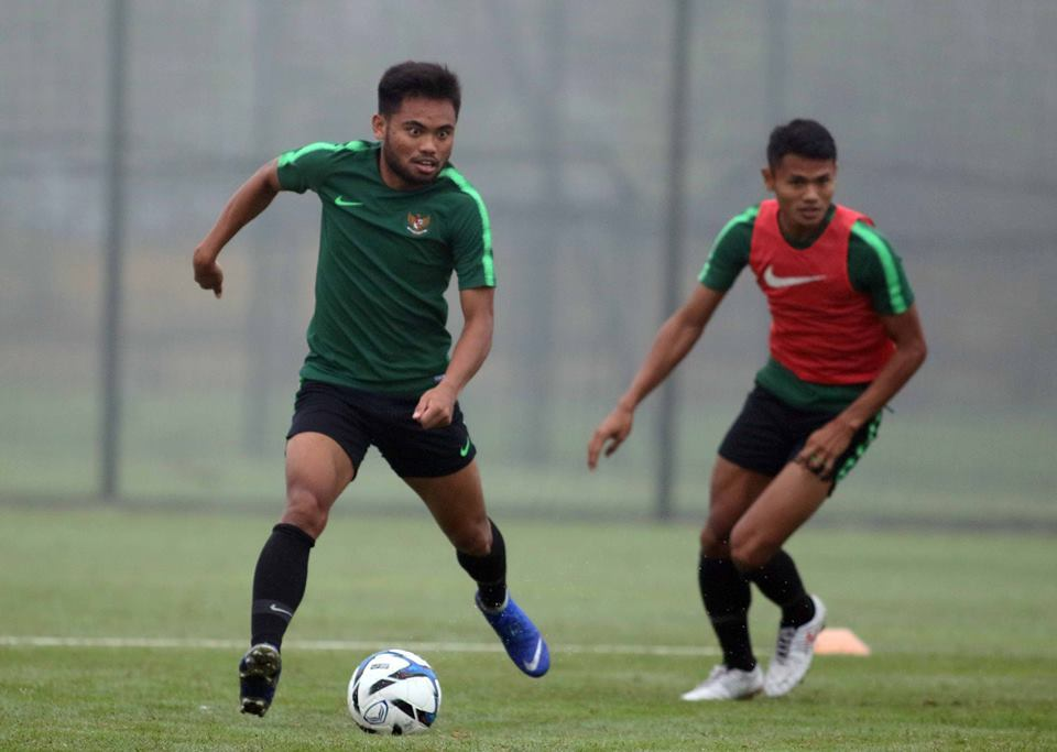 U23 Indonesia tập từ 6h sáng, chuẩn bị đấu U23 Thái Lan